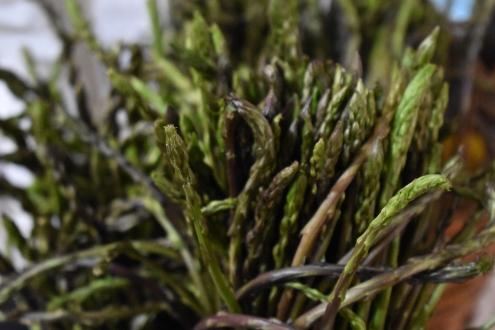asparagi di Sardegna